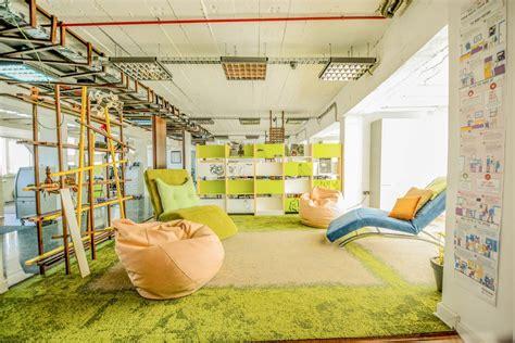 Small Kitchen Interior Design Inside Devana Technologies Hip Belgrade Office Officelovin