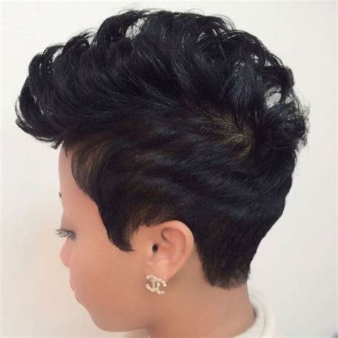mohawk natural shortcuts 1000 images about hairstyles on pinterest human hair