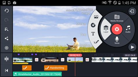 android vid pro kinemaster 201 diteur vid 233 o pro applications android sur play
