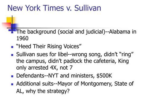 new york times company v sullivan cartoons image illustration