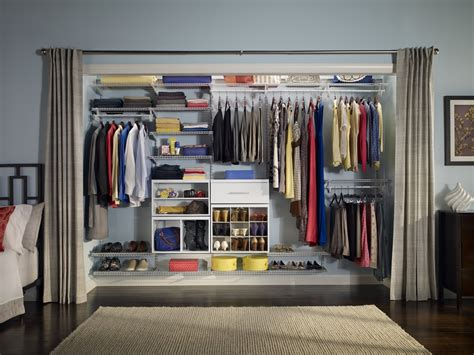 Closetmaid Closet System Closet Storage Products Laminate Deluxe Closetmaid