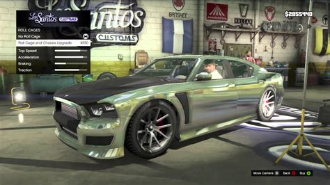 customized charger gta 5 franklins car dodge charger fully customized all