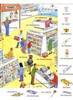 libro im supermarkt kinderbuch deutsch englisch einige verben auf deutsch some verbs in german deutsch lernen deutsch