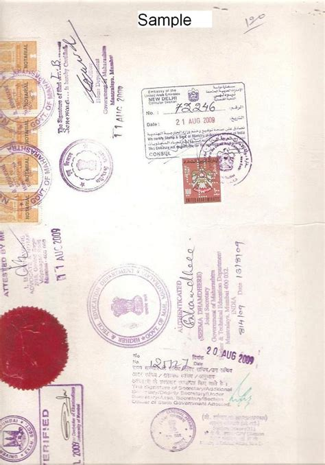 Attestation Letter For Marriage Travellers Desk Pvt Ltd Passport Assistance Visa Assistance Certificate Attestation