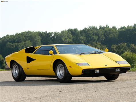 Lamborghini Countach Pictures by Pictures Of Lamborghini Countach Lp400 Uk Spec 1974 78