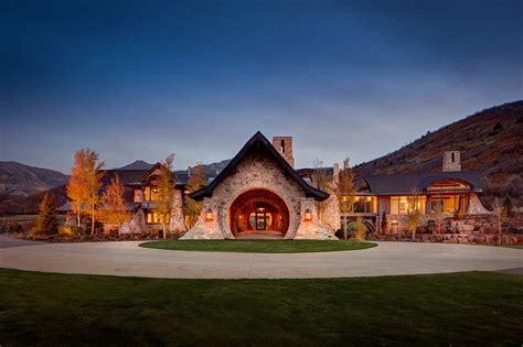 Country Homes Interior Mountain Estate Estate Homes
