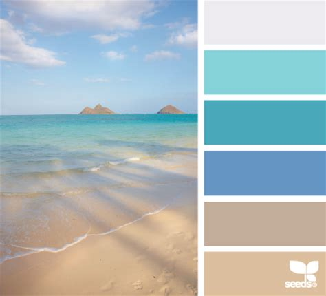 Behr Feng Shui by Cherishing A Sweet Life Master Bedroom Coastal Color Palettes