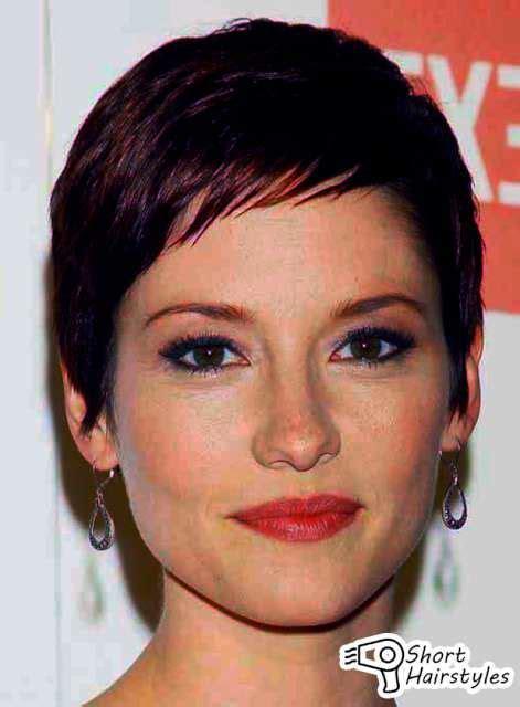 short haircuts post chemo  short hairstyles