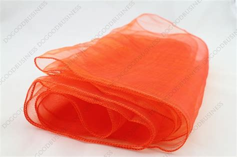 coral organza table runners coral orange 12 quot x108 quot organza table runners 25pcs bag