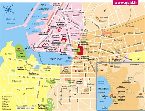 map of marseille large marseille maps for free and print high