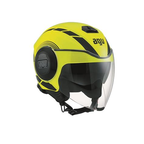 agv motocross helmets agv fluid equalizer open face motorcycle helmet with