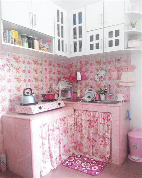 Stiker Kompor Shabby 35 desain dapur minimalis sederhana dan modern terbaru