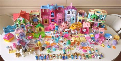 loving family doll houses mattel fisher price sweet streets loving family polly