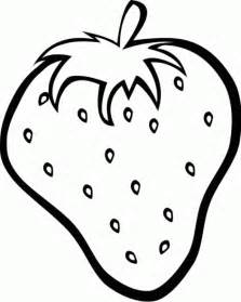 fresh strawberry coloring pages learn to coloring - Strawberry Coloring Page