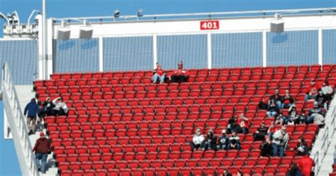 nfl hardback stadium seats things just went from bad to much worse for the nfl