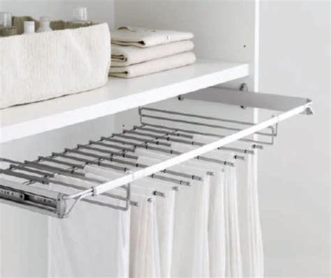 portapantaloni da armadio portapantaloni cabina armadio casamia idea di immagine