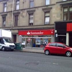 santander bank reviews santander bank building societies partick glasgow