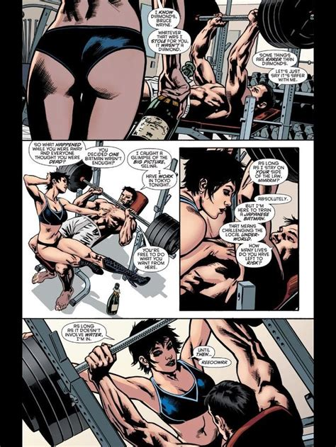 batman bench press 487 best catwoman