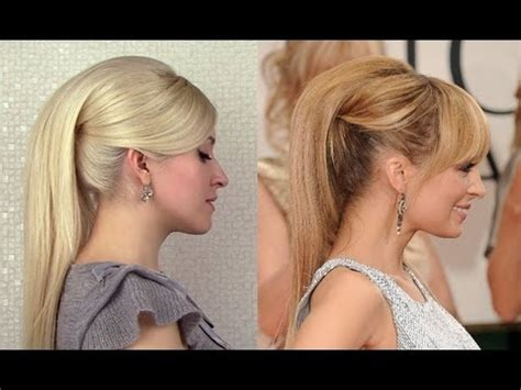 short hairstyles using extensions high ponytail hairstyles with extensions 60s retro nicole