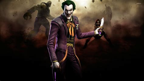 imagenes de joker injustice the joker injustice gods among us wallpaper game
