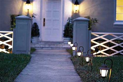 Installing Landscape Lights How To Put In Landscape Lighting This House