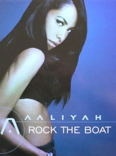 40 things you didn t know about aaliyah capital xtra - Xtc Rock The Boat