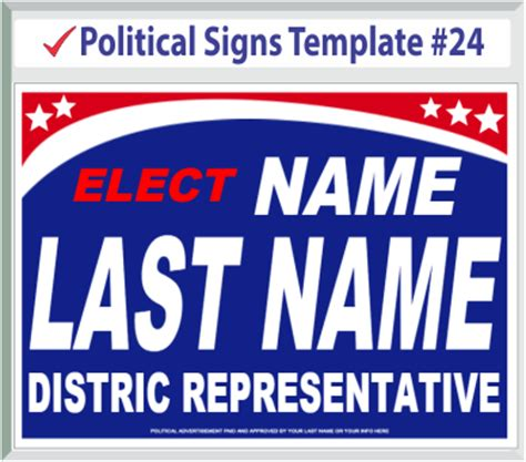 exiucu biz political signs templates