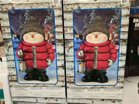 outdoor lighted snowman costco outdoor lighted snowman costco 28 images costco