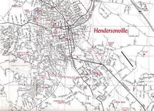 map of hendersonville carolina 2 smoky mts city maps asheville hendersonville area