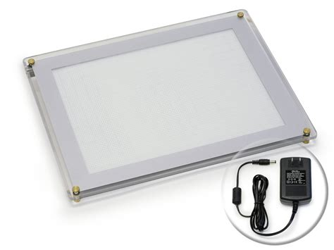 light box tracing table pro series led a4 ultra thin light box stencil