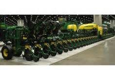 Worlds Largest Planter by Deere Db120 Planter Deere