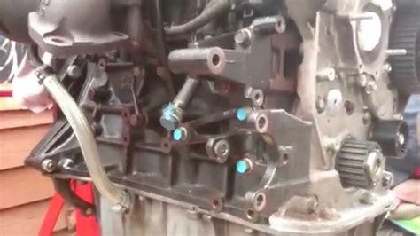 Kia Sedona Alternator Removal Power Steering Alternator Bracket Kia Sedona 2 9