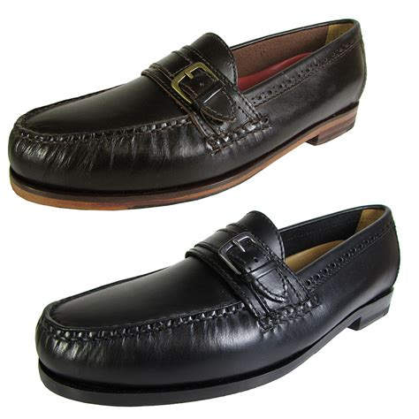 cole haan mens loafers ebay cole haan mens grand pinch casual buckle loafer shoe ebay
