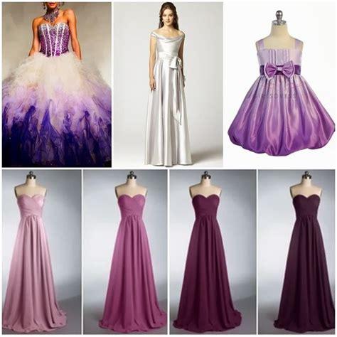 quinceanera themes purple outfit ensemble ideas for ombre purple quinceanera theme