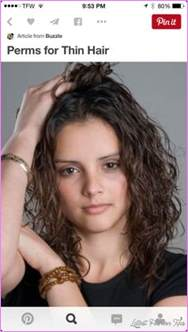 best perm for thin fragile hair what is the best perm for fine thin hair 2013 perms for
