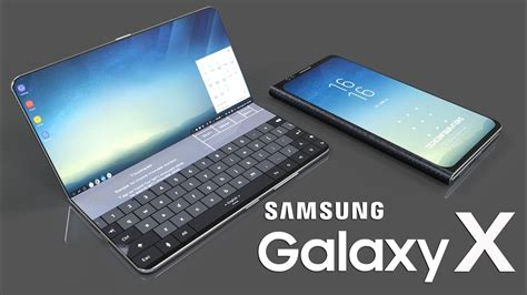 samsung galaxy  introduction  updated realistic design foldable smartphone  finally