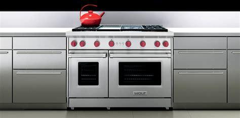range kitchen appliances viking vs wolf range 48 pro style gas ranges compared