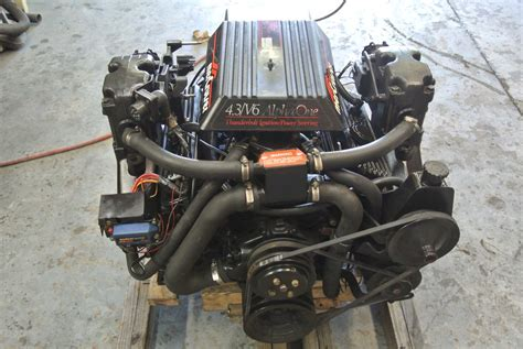 marin chevrolet 4 3 marine engine mercruiser alpha 1 chevy v6 gm 175 hp