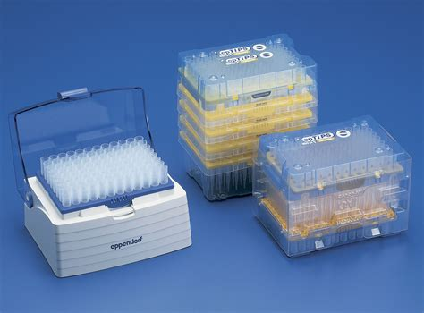 Eppendorf Pipette Tip 1000 Ul eppendorf sterile eptips single use racks 50 to 1000 ul 960 cs from cole parmer