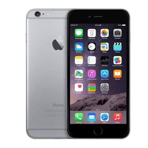 d iphone 6 plus apple iphone 6 plus 64gb reconditionn 233 a neuf noir achat smartphone pas cher avis et meilleur