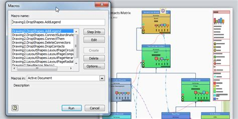 automate visio automating page droplegend in visio 2010 bvisual for