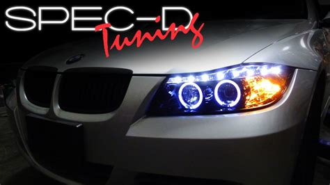 Light You 3 specdtuning installation 2006 08 bmw e90 3 series