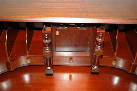 maddox colonial secretary desk antique quot maddox colonial reproductions quot secretary desk