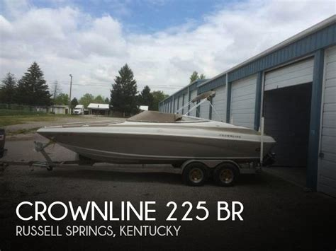crownline boats in kentucky canceled crownline 225 br boat in russell springs ky