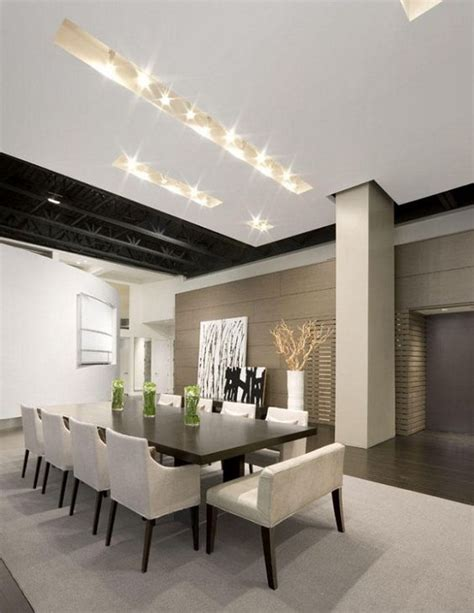 Dining Room Lighting Contemporary Contemporary Home Design Loft House And Contemporary Homes On
