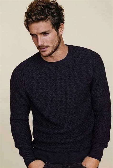 chicos model with curly brown hair 25 hairstyles for wavy hair men mens hairstyles 2018