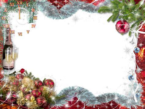 decorar fotos navidad online marcos navide 241 os en png variados colores y dise 241 os