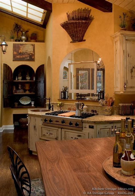 french country kitchen design french country kitchen with antique island cabinets decor