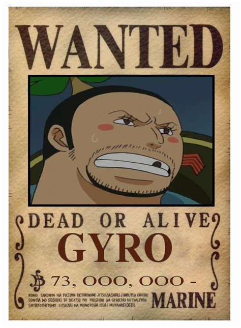 Request Silahkan wanted poster one hd part 2 animecomzone