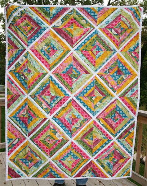 String Quilts by The String Quilt Is Complete Fresh Lemons Modern Quilts